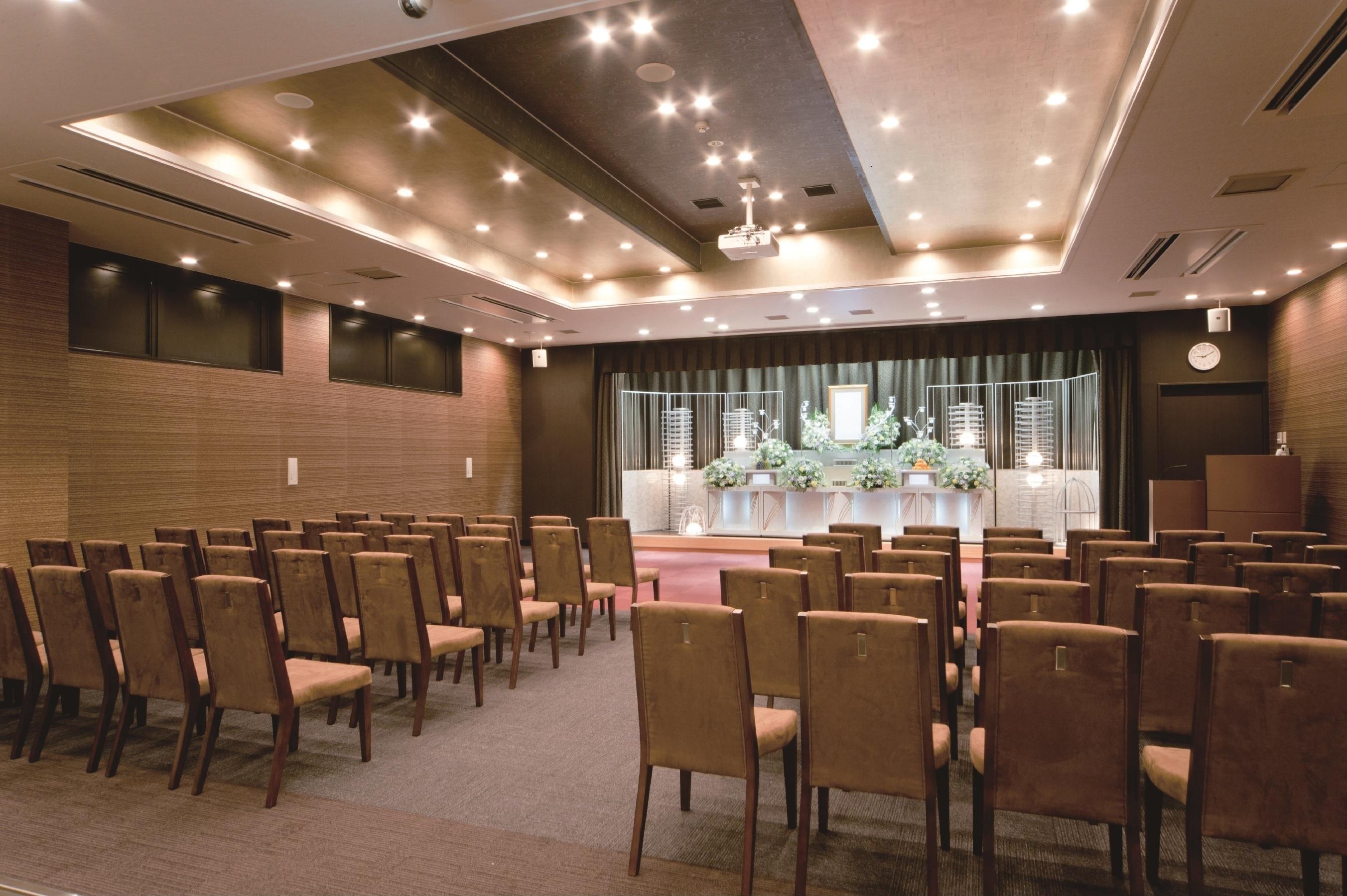 【駿河区の葬祭会館が見学できる】友引見学会