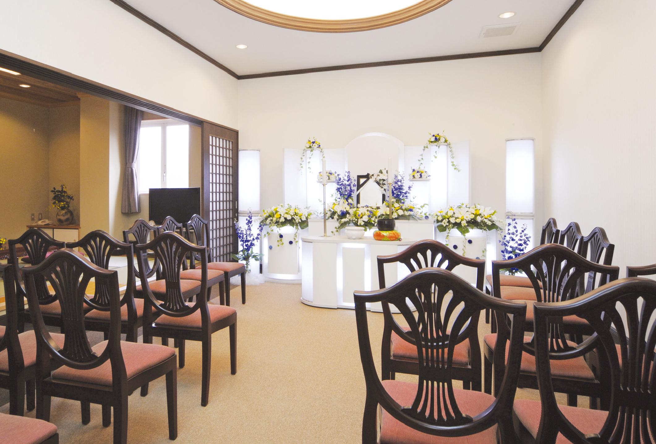 非公開: 【葵区の葬祭会館が見学できる】友引見学会